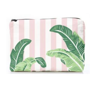 bungalow key lime pouch