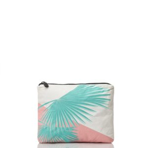 small porstide fan palms pouch