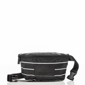 PINSTRIPE MINI HIP PACK