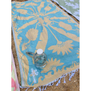 Banana Patch Turkish Beach Towel